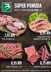 KRALJ DOBRIH CIJENA BINGO - SUPER PONUDA MESNICA - DODATNO SNIŽENO do 30.03.2020.