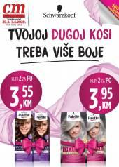 Katalozi - Cosmetics market / CM katalog do 03.04.2020