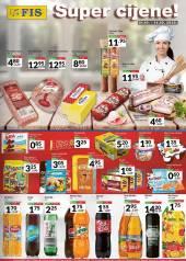 FIS AKCIJA - SUPER CIJENE - Prehrana i hemija Akcija do 14.10.2020