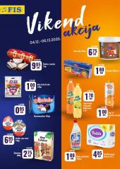 FIS VITEZ - VIKEND AKCIJA do 06.12.2020. godine