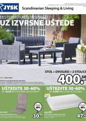 Jysk ponuda - JYSK Katalog - Super akcija do 10.06.2020.