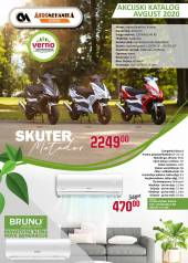 AGROMEHANIKA - TC VERNO - Katalog AUGUST 2020.