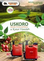 AGROMEHANIKA - TC VERNO - Katalog MART 2020.