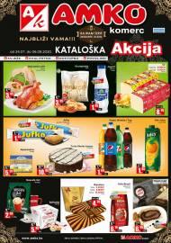 AMKO - KATALOG - Akcija do 06.08.2020. Godine