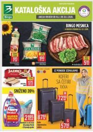 KRALJ DOBRIH CIJENA BINGO - KATALOŠKA AKCIJA -DODATNO SNIŽENO! Akcija do 26.01.2020.