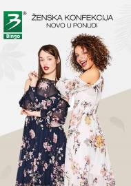 KRALJ DOBRIH CIJENA BINGO - Ženska konfekcija odjeće. Novo u ponudi!