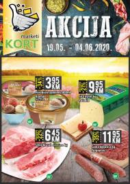 KORT Marketi - KATALOG - Akcija do 04.06.2020.god.