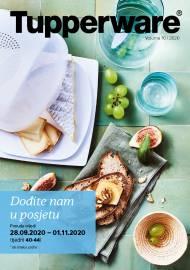 TUPPERWARE Katalog - DOĐITE NAM U POSJETU! - Akcija sniženja do 01.11.2020.