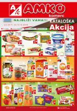 AMKO - KATALOG - Akcija do 12.12.2019. Godine