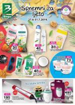 KRALJ DOBRIH CIJENA BINGO PLUS - Spremni za ljeto   Katalog kozmetike 27.6-31.7.2019.