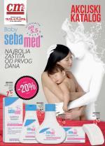 Katalozi - Cosmetics market / CM katalog do 02.11.2018