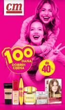 Cosmetics market / CM katalog 100 dana super cijena