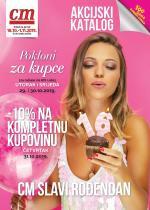 Katalozi - Cosmetics market / CM katalog do 01.11.2019