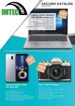 Kataloška ponuda IMTEC Katalog April / Maj 2019