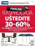Jysk ponuda - JYSK Katalog - Super akcija do 15.08.2018.