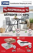 Jysk ponuda - JYSK Katalog - Super akcija od 13.06. do 26.06.2019.