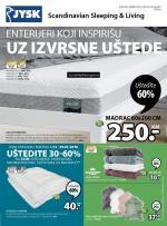 Jysk ponuda - JYSK Katalog - Super akcija od 23.05. do 05.06.2019.