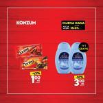 KONZUM - Cijena dana za 18.07.2019.