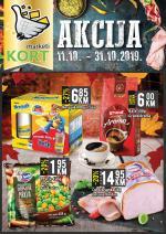KORT Marketi - KATALOG - Akcija do 31.10.2019.god.