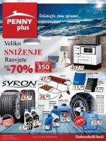 PENNY PLUS Kataloška akcija do 20.12.2018.god.