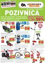 AGROMEHANIKA - Popust na određene artikle i do 50%!