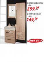 Ambyenta Ponuda kupatilskih garnitura