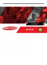 Ambyenta katalog 2015 / 2016