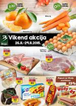 KRALJ CIJENA BINGO - Vikend akcija do 29.11.2015!