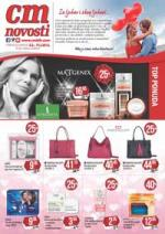 Katalozi - Cosmetics market / CM katalog do 19.02.2016