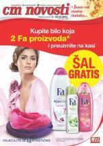 Katalozi - Cosmetics market / CM Novosti do 19.10.2015