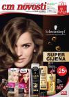 Katalozi - Cosmetics market / CM Novosti do 04.05.2015