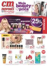 Katalozi - Cosmetics market / CM katalog do 04.06.2016