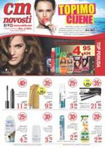 Katalozi - Cosmetics market / CM katalog do 04.07.2016