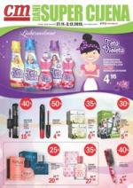 "Cosmetics market / CM ""DANI SUPER CIJENA"" do 03.12.2015."