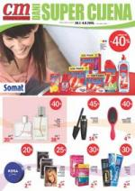 """Cosmetics market / CM """"DANI SUPER CIJENA"""" do 04.08.2015."""