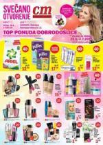 Katalozi - Cosmetics market / CM AKCIJA do 02.07.2015  DOBRINJA