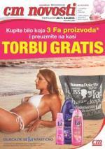 Katalozi - Cosmetics market / CM Novosti do 04.08.2015.