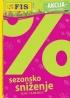 FIS VITEZ Akcijski katalog do 04.08.2015. godine!