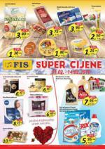 FIS VITEZ katalog prehrane do 14.02.2016 god.