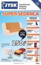 Jysk ponuda - Katalog - Super akcija do 17.02.2016.