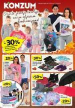 Katalog - Konzum tematski katalog  -  JESEN akcija do 11.10.2015.