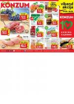 Katalog - Konzum akcija VIKEND AKCIJA do 06.09.2015.