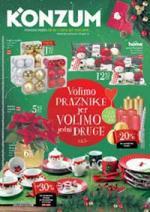 Katalog - Konzum akcijski tematski katalog - akcija do 13.01.2016.
