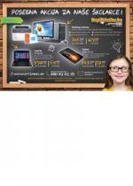 Kupi tehniku - Akcija za školarce