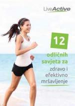 Top Shop Vam poklanja E-knjigu - 12 Odličnih savjeta za zdravo i efektivno mršavljenje