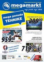 Megamarkt Business Park ponuda MEGA PONUDA TEHNIKE vrijedi do 12.06.2016.