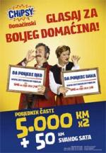 Nagradna igra - Glasaj za boljeg domaćina do 16.04.2015.