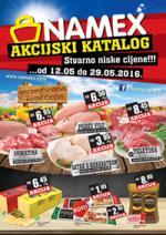 NAMEX - AKCIJSKI KATALOG do 29.05.2016. godine!