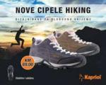 KAPRIOL - Nove cipele HIKING
