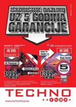 TECHNO SHOP Katalog do 06.12.2015.